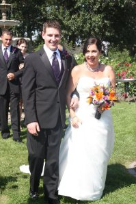 Mike and Tannis Get Married